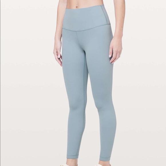 934089bfab lululemon athletica Pants | Lululemon Align Pant Ii 25 Blue Cast ...